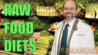 Raw Vs Cooked Food Vegan Diets | Dr. Michael Greger