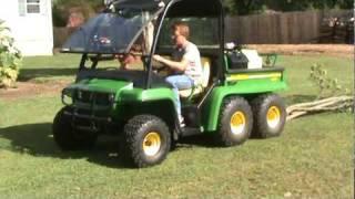 """getlinkyoutube.com-John Deere Gator 6x4 TH Diesel """"SUMMER VIDEO"""""""