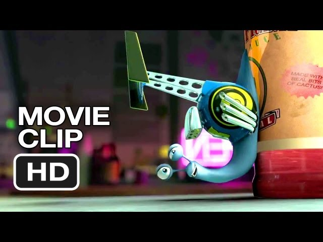Turbo Movie CLIP - Snail Crew (2013) - Ryan Reynolds, Paul Giamatti Movie HD