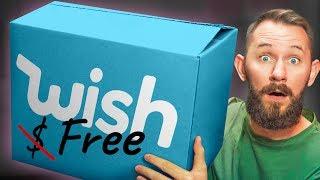 10 FREE Products I Found on Wish.com!