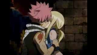 getlinkyoutube.com-Fairy Tail Love - My first Kiss