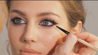 getlinkyoutube.com-The Feline Flick - Cat Eye Make-up Tutorial | Charlotte Tilbury | @CTilburyMakeup