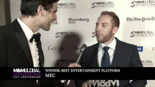 Interview with MEC winners of Best Entertainment Platform Award