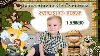 getlinkyoutube.com-Retrospectiva Animada Safari - Lucas 1 Aninho