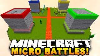 getlinkyoutube.com-Minecraft Mini WALLS | In Echipa cu Cap de PORC | Ep #6
