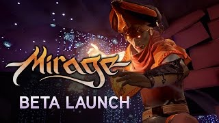 Mirage: Arcane Warfare - Beta Launch