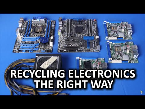 Recycling Your Electronics – What you Need to Kn…