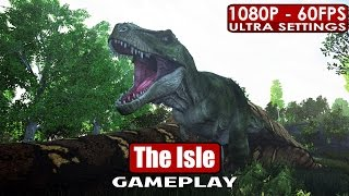 getlinkyoutube.com-The Isle gameplay PC HD [1080p/60fps]