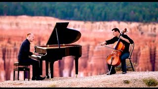 getlinkyoutube.com-Titanium / Pavane (Piano/Cello Cover) - David Guetta / Faure - ThePianoGuys