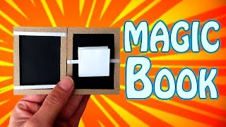 getlinkyoutube.com-How to Make an Amazing Magic Trick (Magic Book)