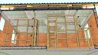 getlinkyoutube.com-Construccion de una vivienda