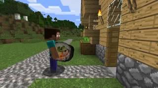 getlinkyoutube.com-Minecraft- วันแม่ของฮีโร่บาย [พากย์ไทย]