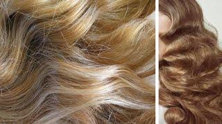 getlinkyoutube.com-خلطة مجربة لصبغ الشعر باللون الاشقر طبيعيا | وصفة طبيعية لصبغ الشعر اشقر رمادي
