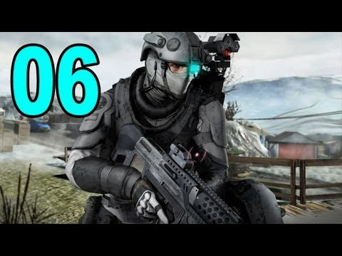 Ghost Recon: Future Soldier - Part 6 - Quadrotor Recon Drone (Gameplay Walkthrough Lets Play)