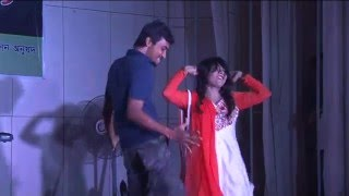 getlinkyoutube.com-SAU Nobin Boron Programme-2015 ….Dance Covered by Amrito nd Nipu