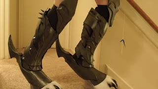 getlinkyoutube.com-Armor Plated Digi Stilts