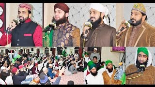 video report mehfil naat at jamia masjid zia ul quraan