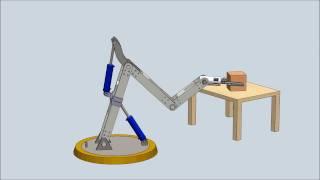 getlinkyoutube.com-Diseño de brazo mecanico con Solidworks
