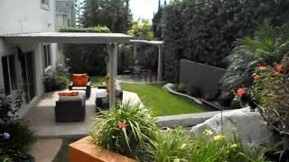 Dise o de jardines para casas campestres design gardens - Casa con jardin ...