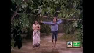 getlinkyoutube.com-Poornima Jayaram wet in saree in Kilinjalgal