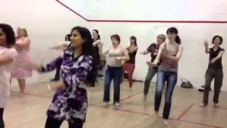 Bollywood Dance Class   Say Shava Shava!