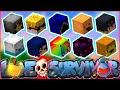 Minecraft LONE SURVIVOR - OUR FIRST 10 PLAYER SKULLS! - Episode 4