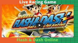 Flash & Dash Online & Live Racing Game - Free Car Games To Play Now