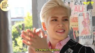 getlinkyoutube.com-[ENGSUB] 150930 GOT7 If You Do MV Making Film