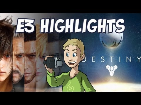 E3 2013 - Martyn's Highlights!