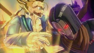 Dragon Ball Xenoverse ドラゴンボール ゼノバース Part 9 Androids Saga