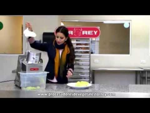 Procesador de Alimentos TORREY, Rosca Saludable