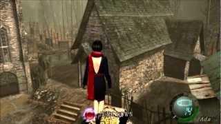 Resident evil 4 assignment ada walkthrough