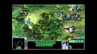 Starcraft 2: Welcome to The Jungle - Brutal Speed Run