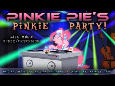 Pinkie Pie's Pinkie Party (MLP:FiM Remix - Pinkie's Gala Jam)