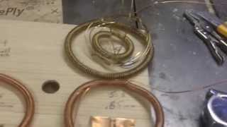 getlinkyoutube.com-How To Make Copper Wire Energy Coils