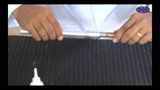 getlinkyoutube.com-soldar tubo de Aluminio com tubos de cobre