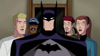 getlinkyoutube.com-Liga de la justicia - El poder de Batman