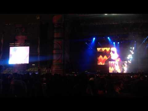 Kid Cudi - Erase Me - Lollapalooza Argentina 2014