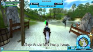 getlinkyoutube.com-Star Stable Online - Level Up Bug