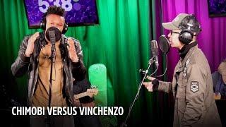 getlinkyoutube.com-Chimobi vs. Vinchenzo – I See Fire | Live bij Evers Staat Op