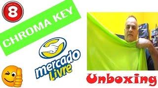getlinkyoutube.com-Tecido Choma key Profissional no Mercado Livre