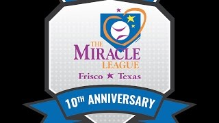 getlinkyoutube.com-The Miracle League of Frisco team up with NCAA players for a special, friendly football competition!