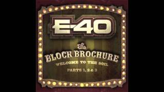 E-40 - Function (ft. YG, IamSu & Problem)