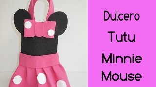 getlinkyoutube.com-Dulcero tutu minnie mouse