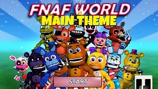 getlinkyoutube.com-FNaF World Main Menu Theme Song Extended