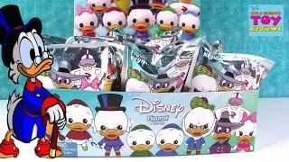 getlinkyoutube.com-Disney Duck Tales Ducktales Figural Keyrings Blind Bag Opening   PSToyReviews