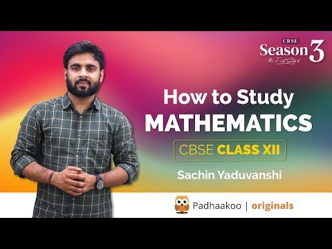 Padhaakoo | S3 E3 | How to Study | Mathematics