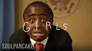 AWESOME GIRLS!   Kid President