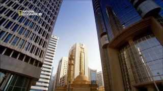 getlinkyoutube.com-Падающая башня в Абу Даби - суперсооружения!