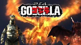 getlinkyoutube.com-[PS4] ALL Monster Intros - GODZILLA